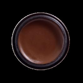 Delineador de ojos en gel café