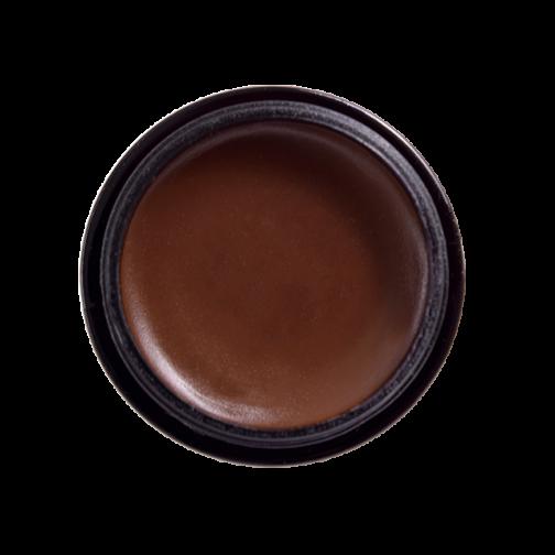 Delineador en gel cafe