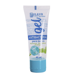 Gel antibacterial humectante 40ml
