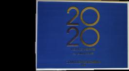 Paleta de sombras 2020