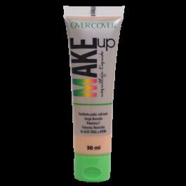 Maquillaje líquido beige